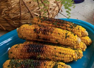 Recipe Box Grilled Corn