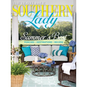 Southern Lady July/August 2016 The Travel Issue