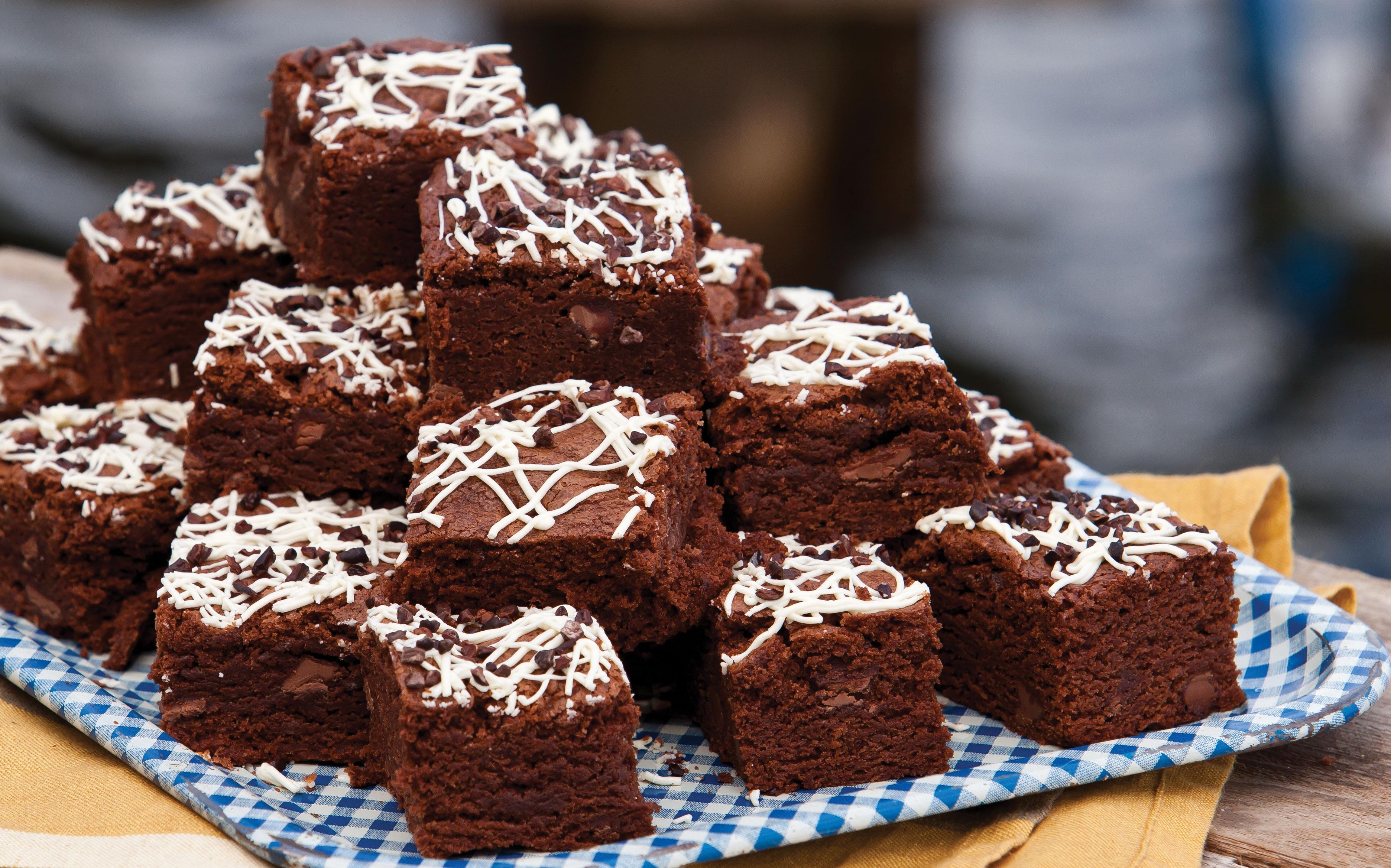 Triple Chocolate Brownies - Southern Lady Magazine