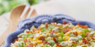 Summer Cookout Succotash Salad
