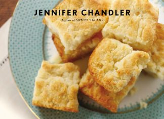 A picture of the cover of The Southern Pantry Cookbook