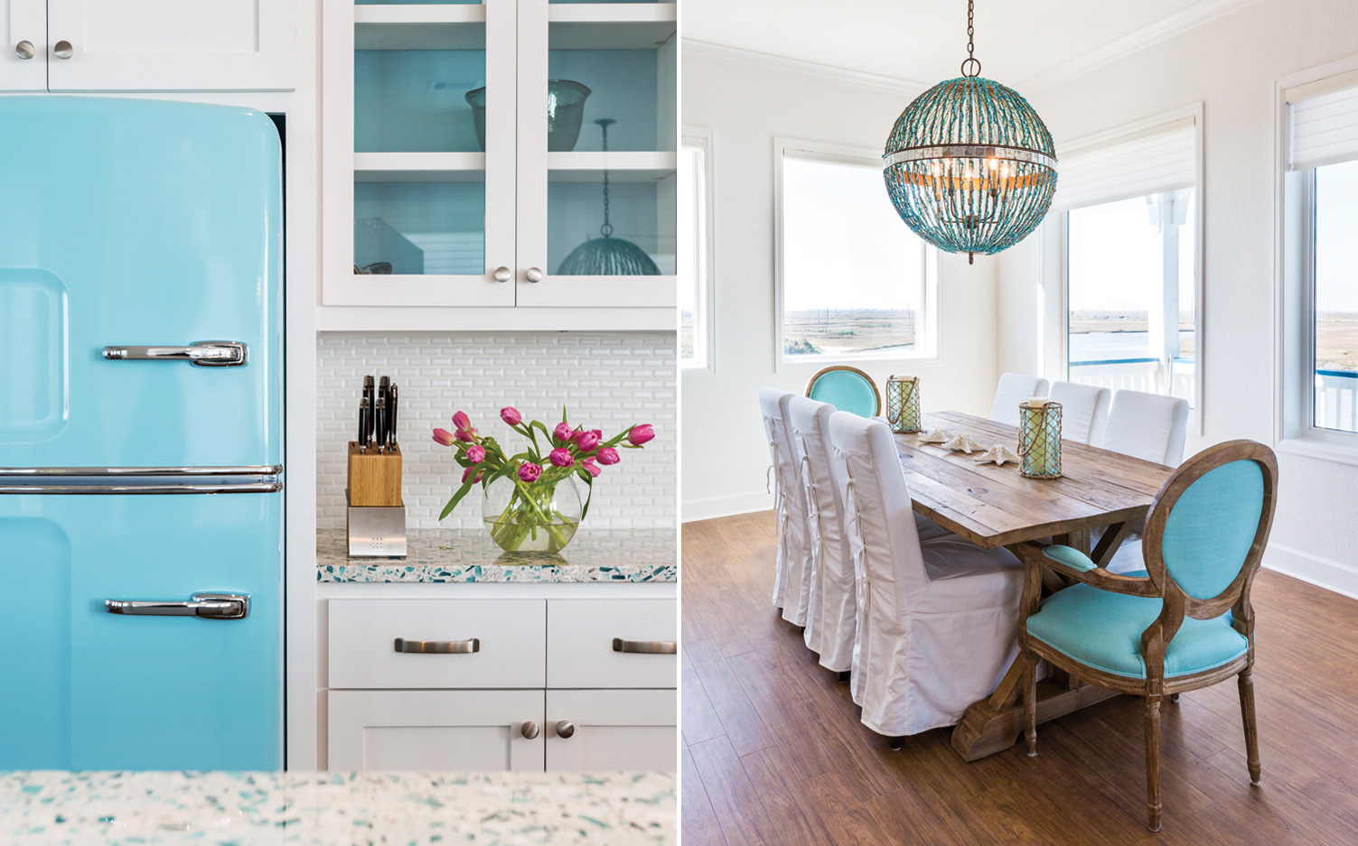 Coastal Current Beach House Style - Southern Lady Magazine