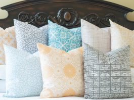 A picture of Southern Sisters pillows