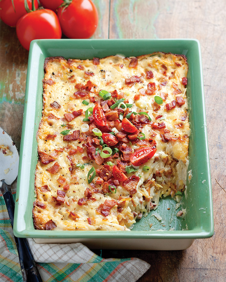 (And if you start with leftover cooked noodles and meat sauce, you're set for a super-fast weeknight meal.) Assemble the casserole ahead of time and bake when you're ready to serve.