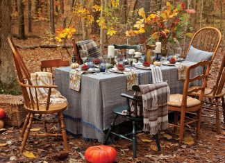 Autumn Tablescapes