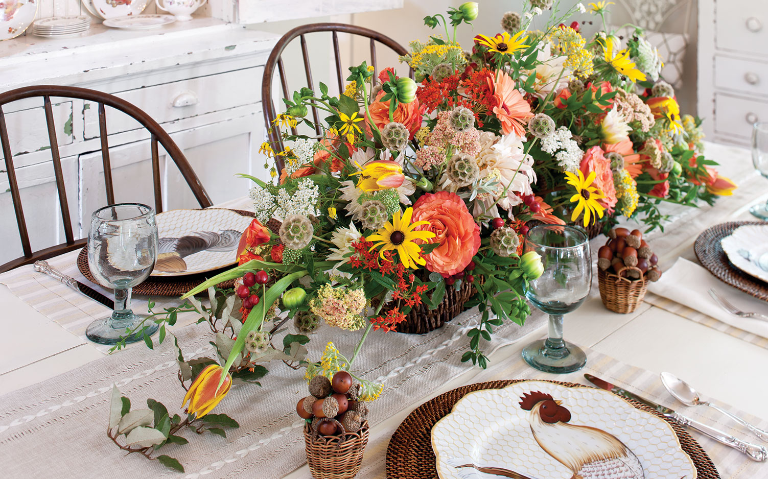 Fall Tablesettings