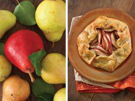 Crisp & Delicious Pears