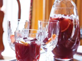 christmas breakfast punch