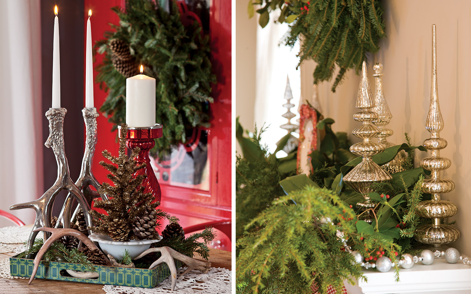 Entertaining Touches for the Holidays