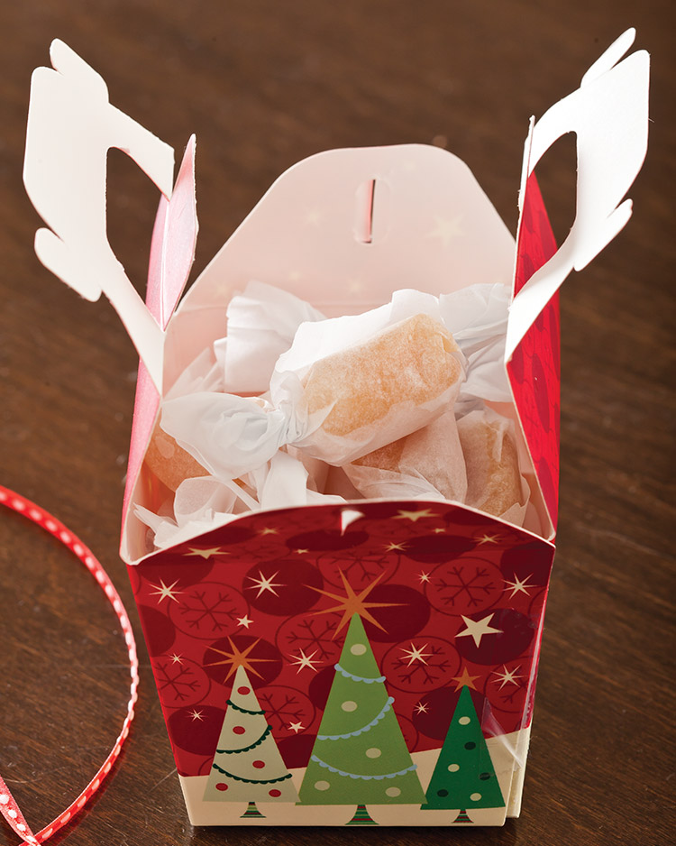 Goodies To Give Holiday Treasures
