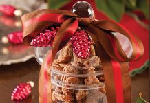 Candied Spiced Pecans Goodies To Give