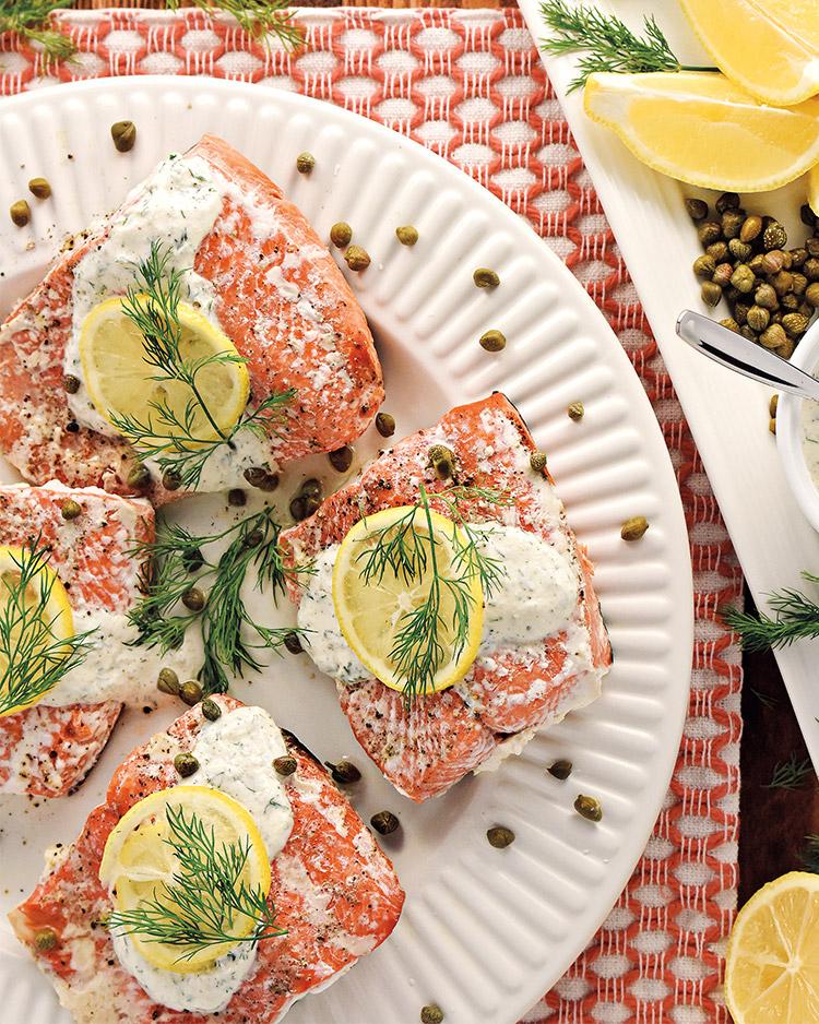 lemon-dill-poached-salmon
