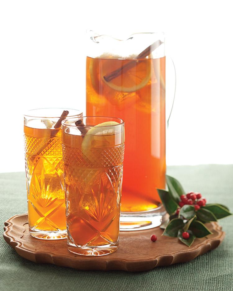 Seasonal Sippers Holiday Iced Tea
