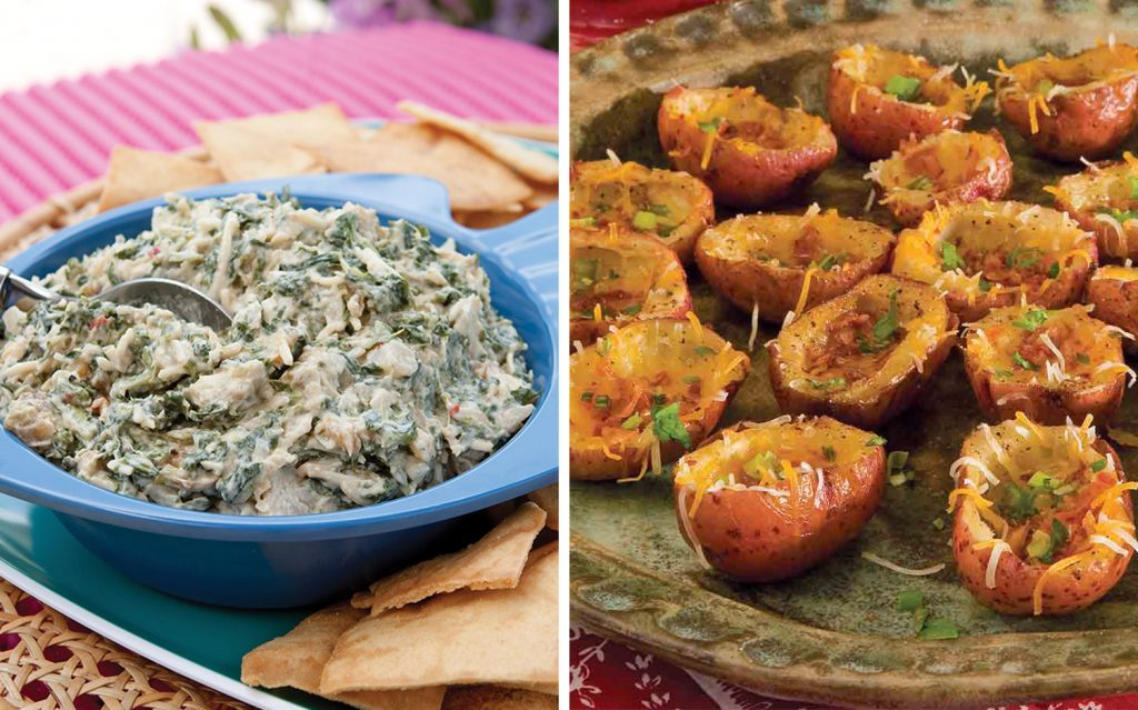 Eight Easy Appetizers for the Busy Hostess