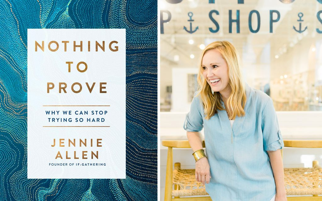 Gracious Living in the New Year with Jennie Allen