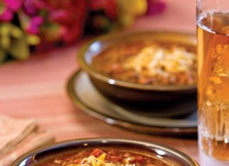 Spicy Chipotle Chili Winter Soup