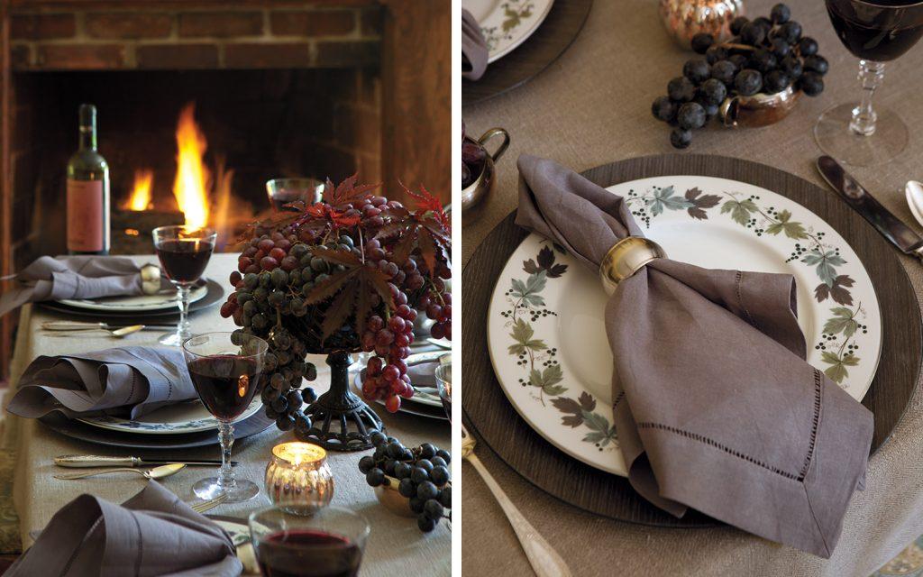 A Winter's Repast