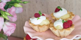 Almond Custard Tarts
