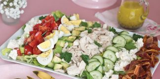 Refreshing Cobb Salad