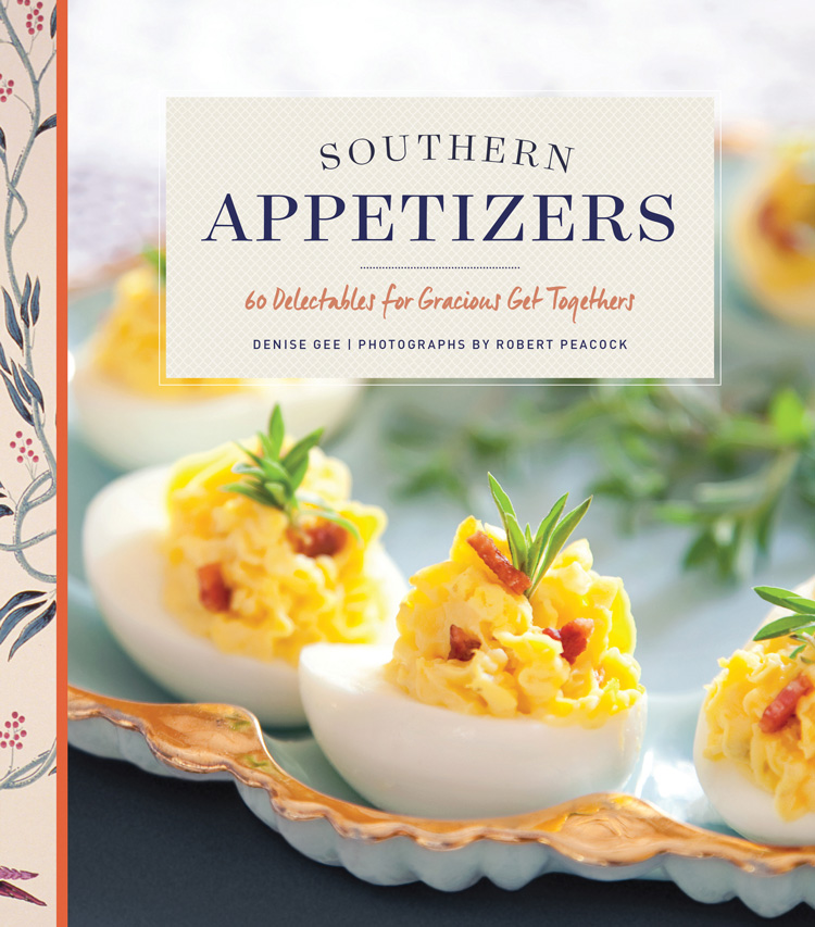 A picture of Southern Appetizers by Denise Gee