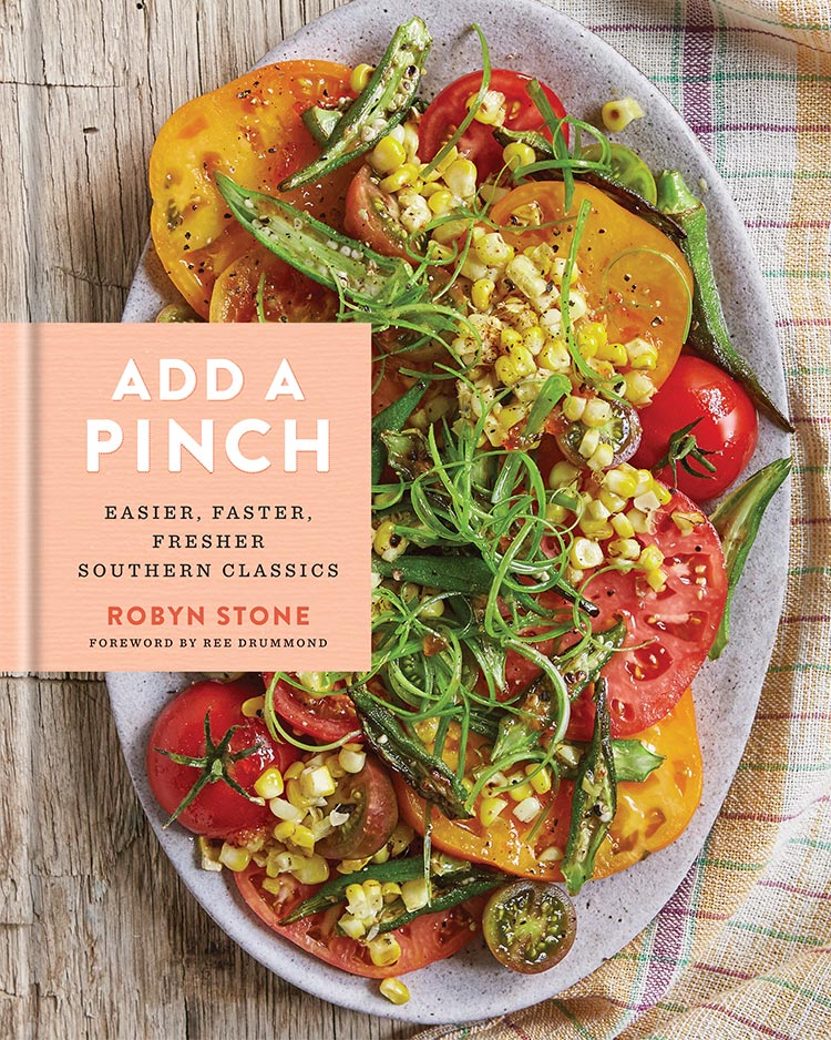 Add a Pinch Cookbook Giveaway