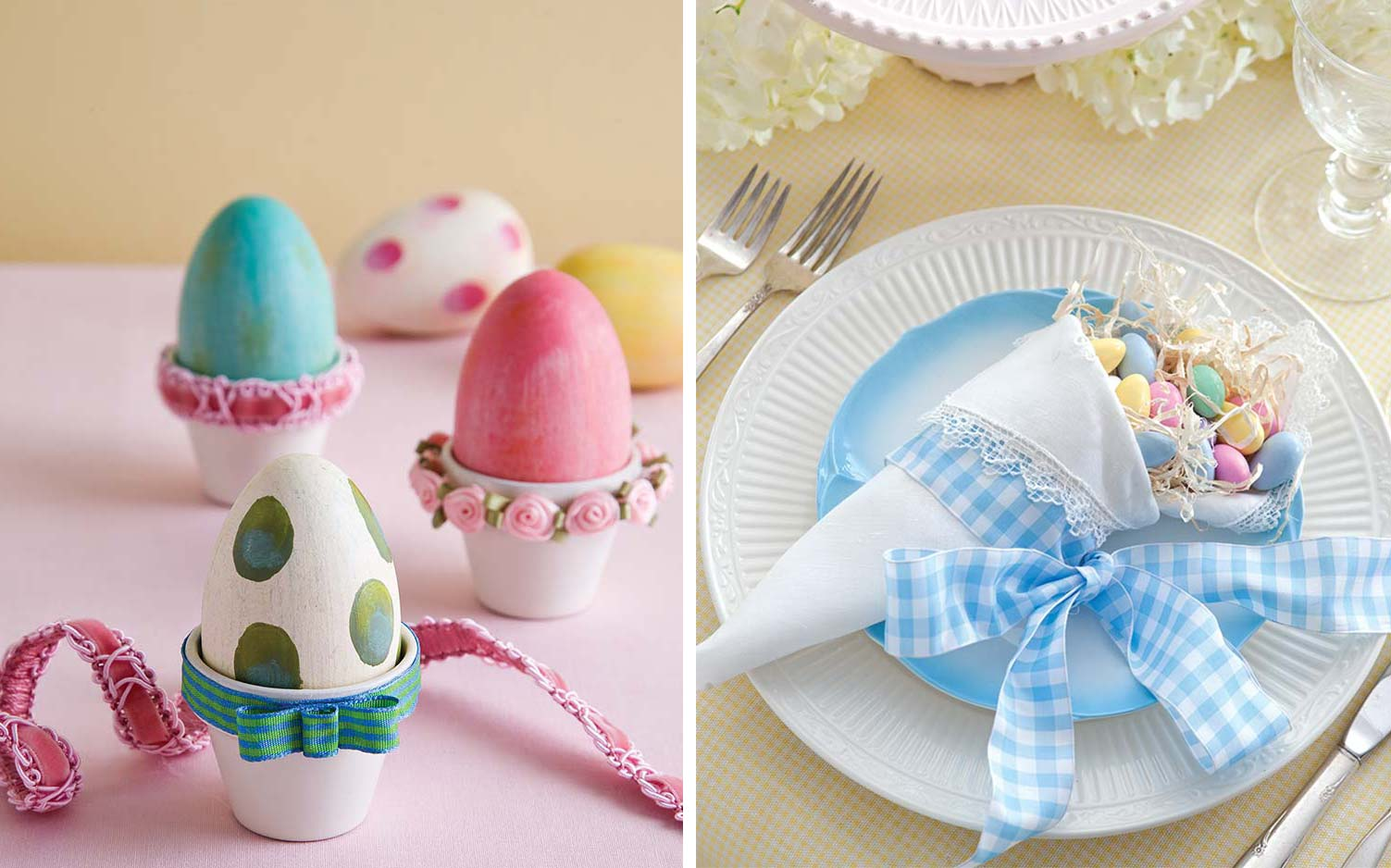 Entertaining Touches: Spring Collection