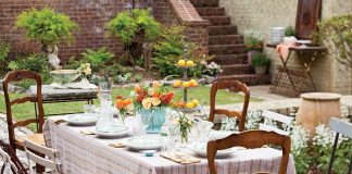 Glorious Spring: Easter Menu