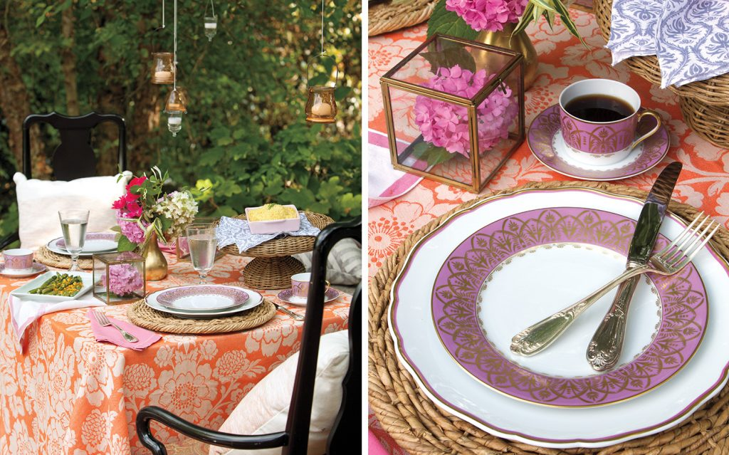 Table for Two: Date Night Outdoors
