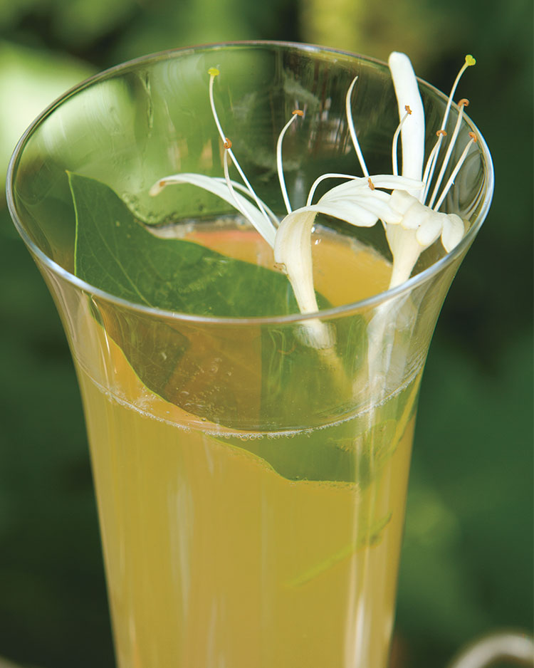 Honey-Orange Prosecco