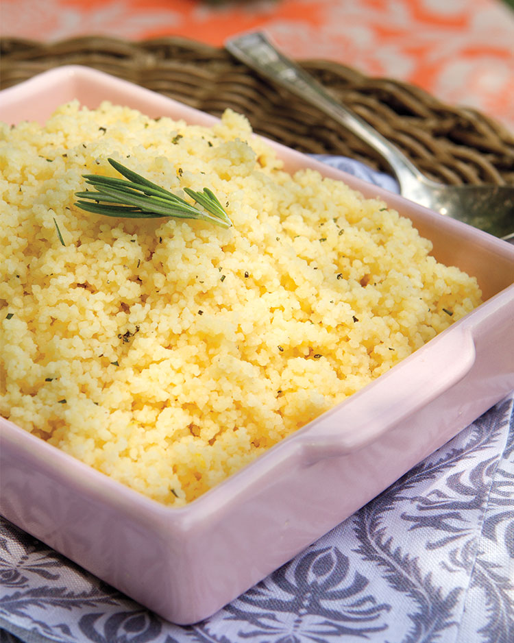 Rosemary-Scented Couscous