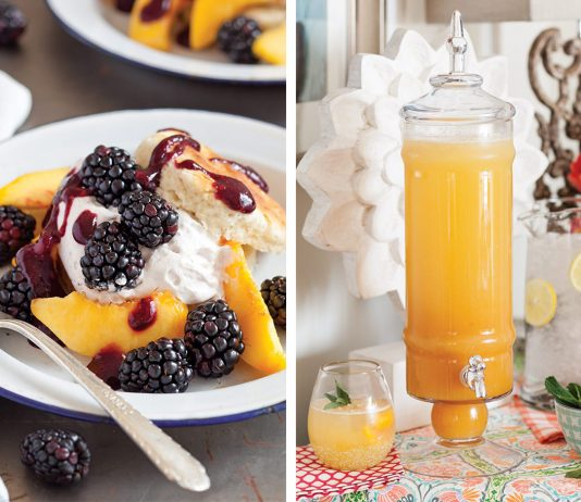 Seven of Our Favorite Summer Peach Recipes