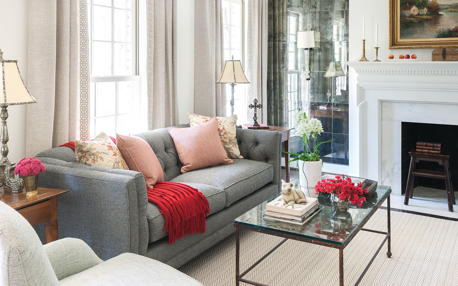 Our New Southern Style At Home Special Issue Celebrates The Splendor Of  Southern Design In All Its Many Formsu2014from The Inside Out. From Farmhouse  Comfort To ...
