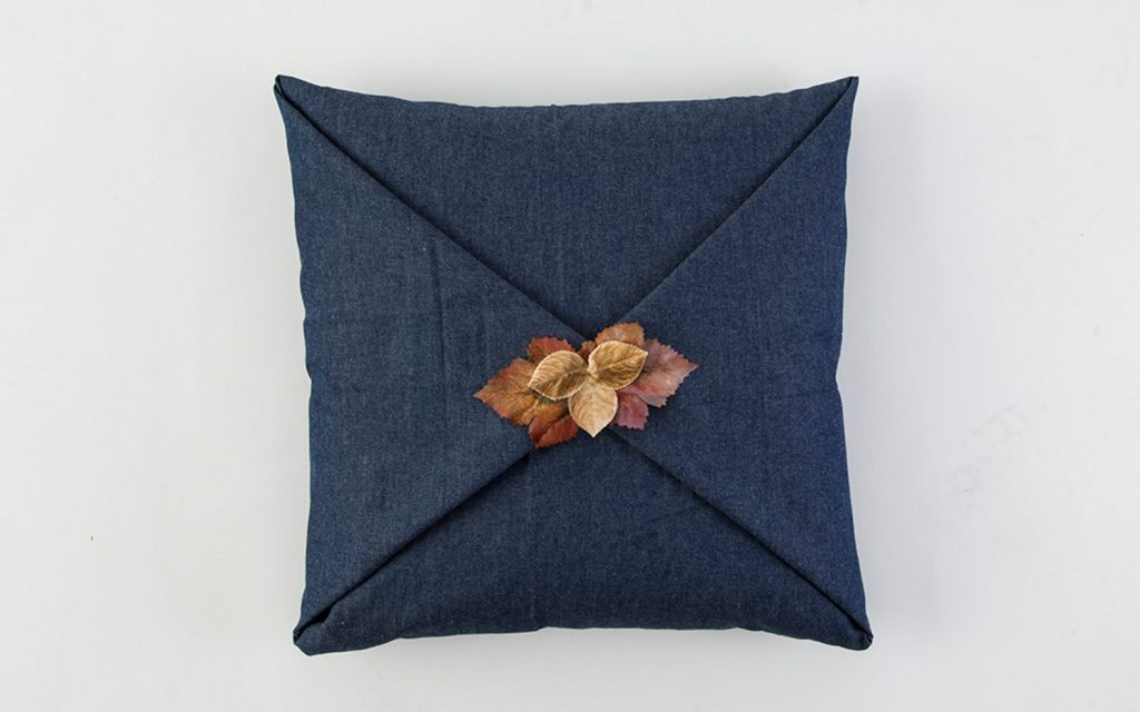 No-Sew DIY Pillow Tutorial