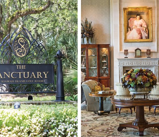 Grand Getaways: The Sanctuary