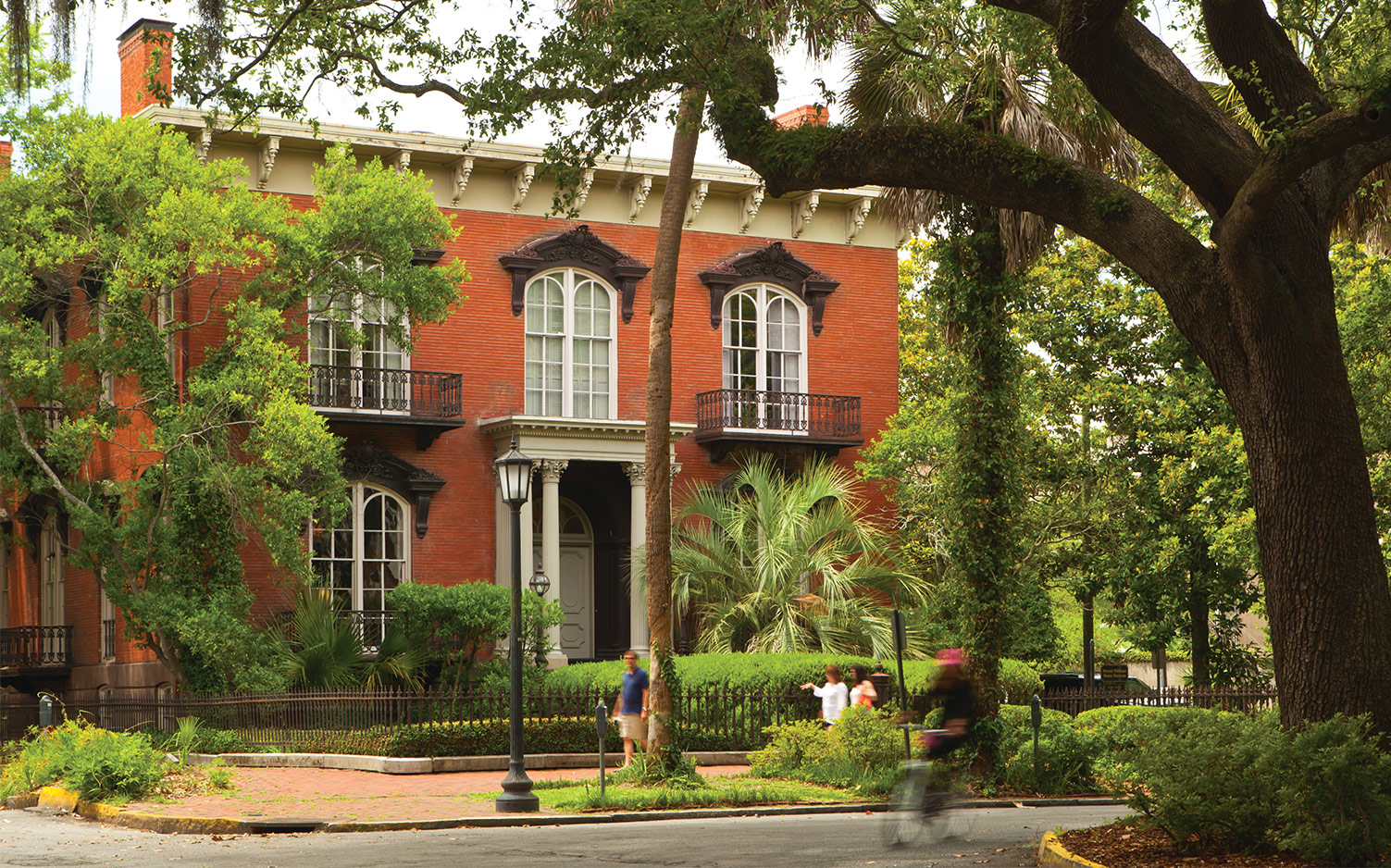 Two Days Away: Stroll Through Savannah