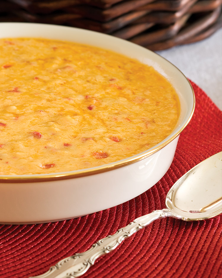 Hot Pimiento Cheese Dip easy appetizers