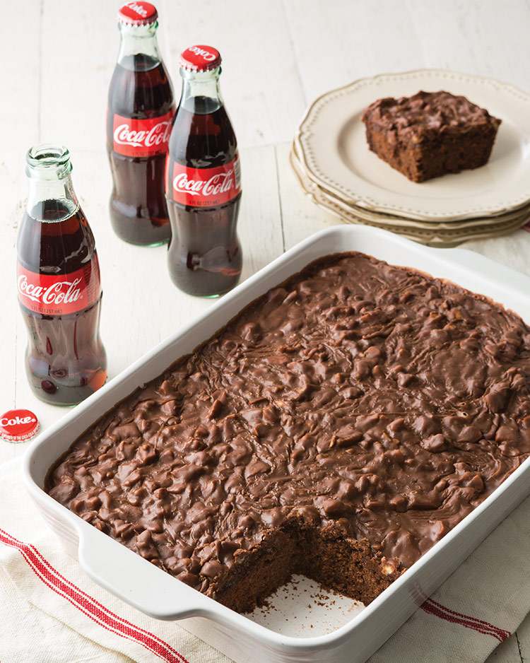 Chocolate-Cola Cake