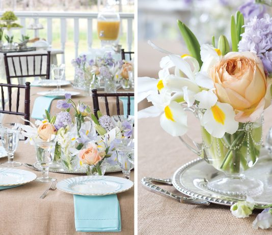 Dreaming of Blue Bridal Shower
