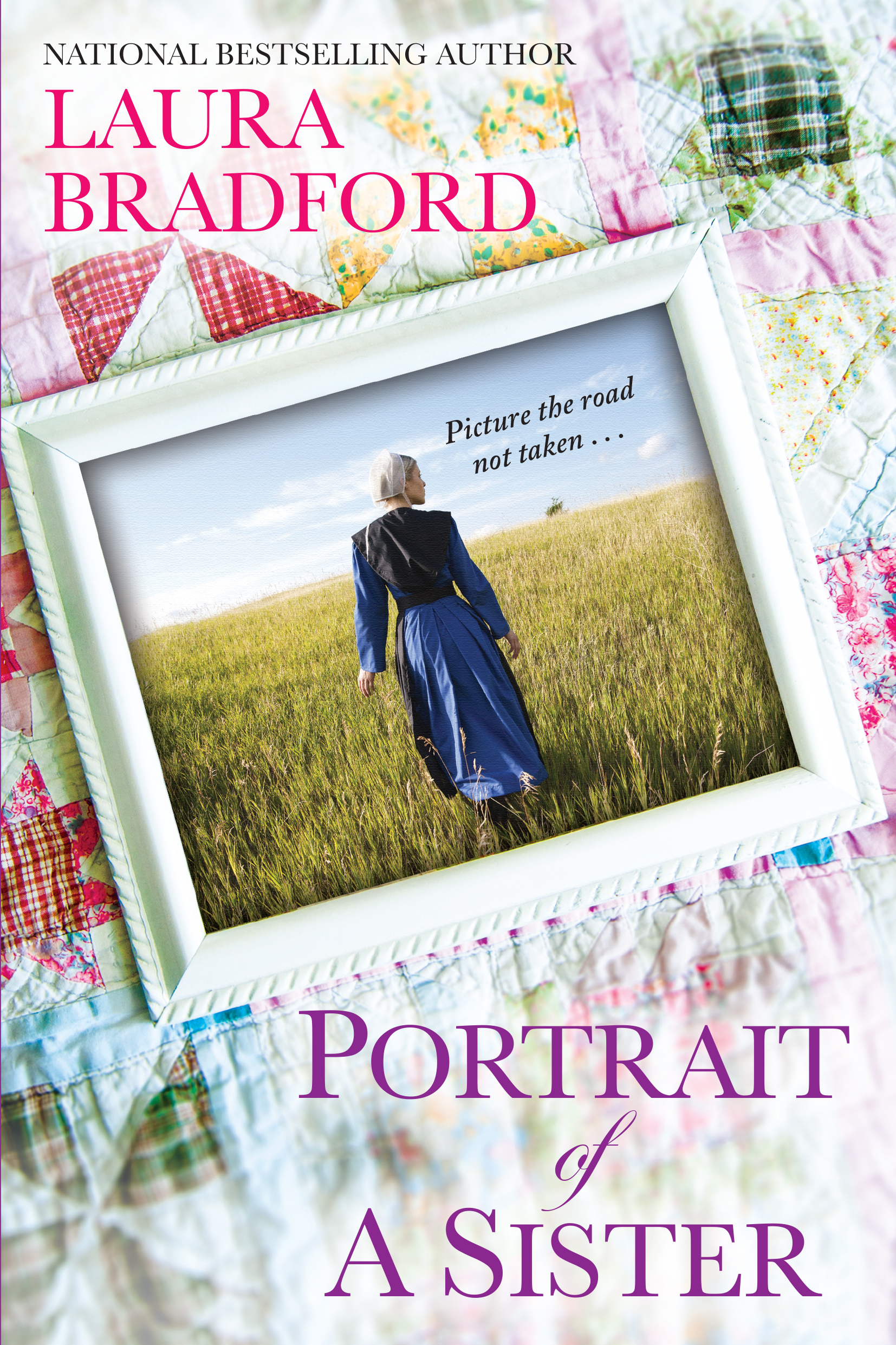 Cover - PORTRAIT OF A SISTER