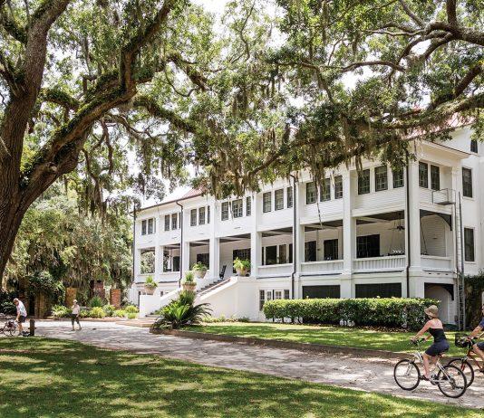 Southern Spotlight: Island Retreat