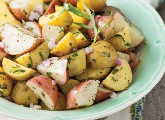 Potato-Tarragon Salad