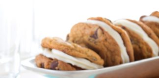 Best-Ever Chocolate Chip Sandwich Cookies