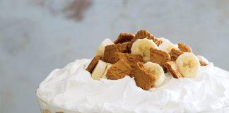 Biscoff Banana Pudding