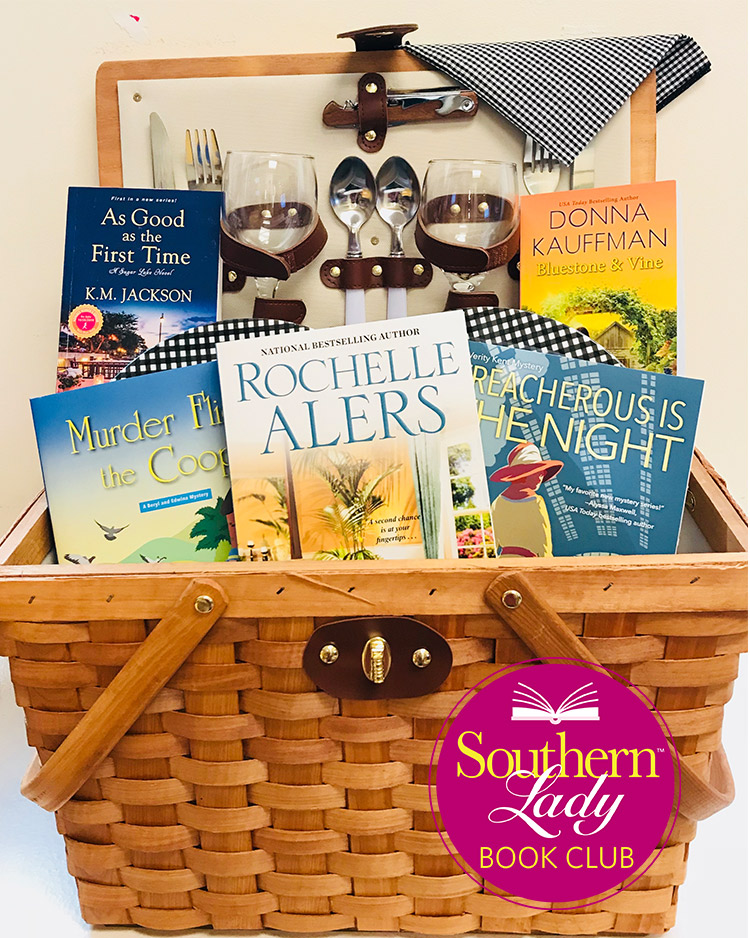 Southern Lady Book Club August Giveaway