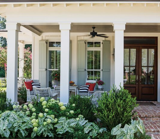 5 Fabulous Southern Porches
