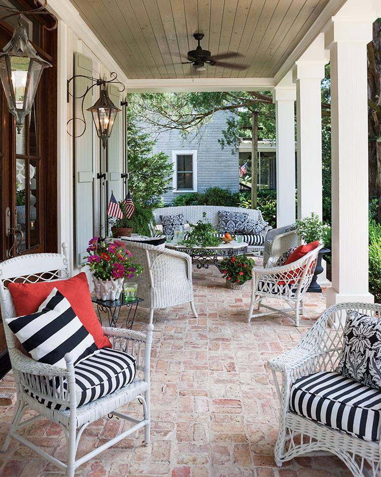 5 Fabulous Southern Porches