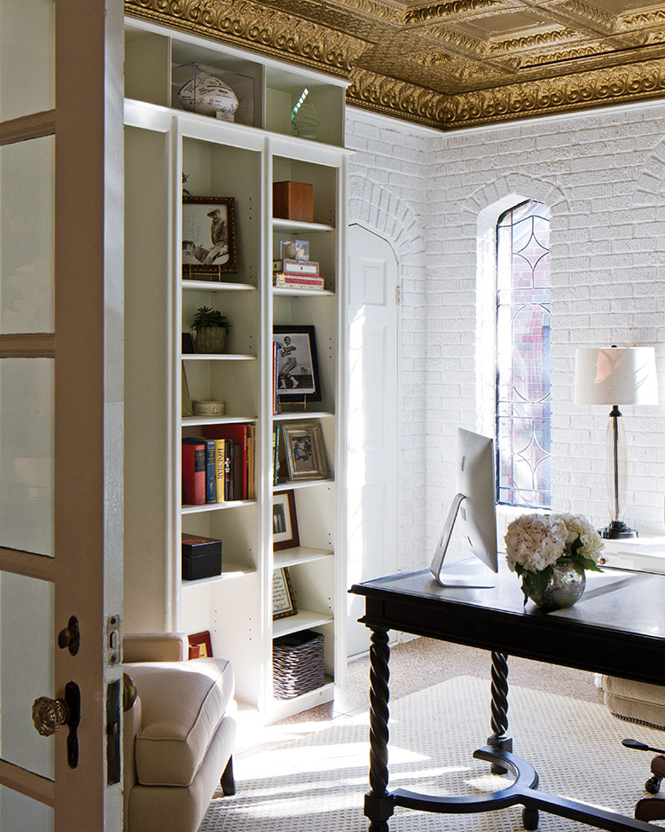 Interiors by Emily Hewett and Allison Walker of A Well Dressed Home.
