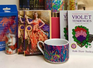"Southern Lady Book Club ""Book Besties"" Giveaway"