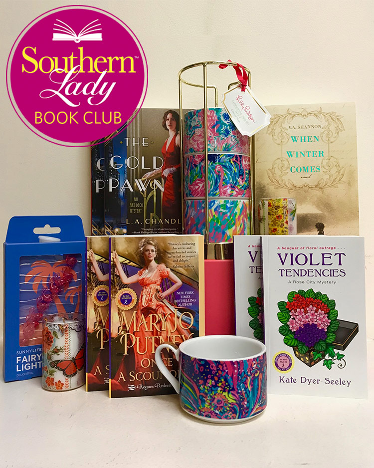 Southern Lady Book Club Book Besties Giveaway