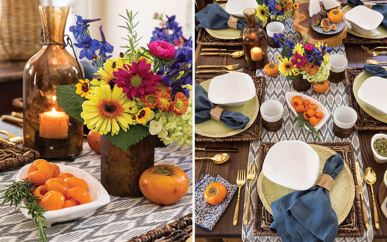 Autumn Supper Menu